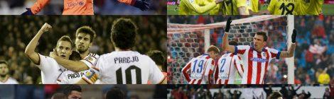 Fútbol: Resumen de la jornada 19, 2ª división e internacional