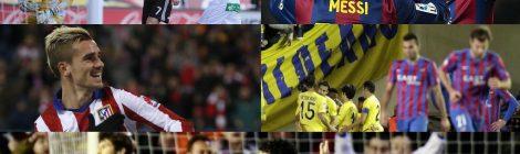 Fútbol: Resumen de la jornada 20 y 2ª División