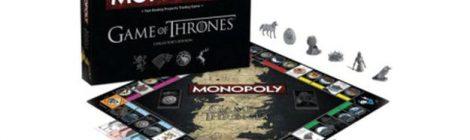¿El más rico de Westeros? Con el nuevo Monopoly es posible