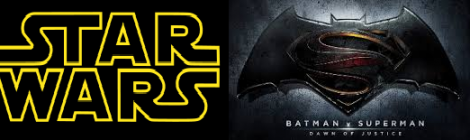 Combo de Trailers: Star Wars y Batman v Superman