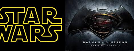 Combo de Trailers: Star Wars y Batman v Superman