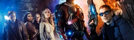 Legends of Tomorrow: Sinopsis, poster promocional y trailer