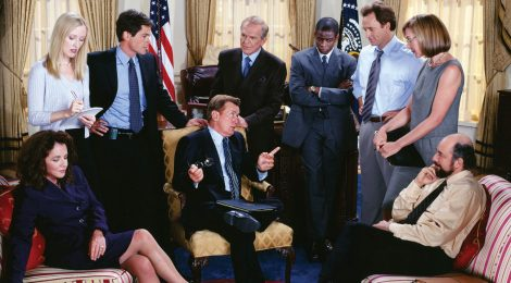 The West Wing: La política ideal