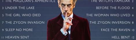 Doctor Who: Títulos de los episodios de la 9ª Temporada
