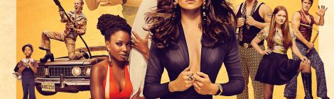 Combo de Noticias: Jessica Jones, Krypton, Shameless y The Skin Trade
