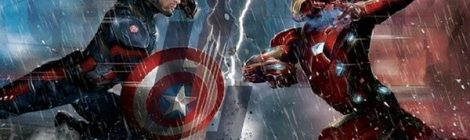 Primer trailer de Captain America: Civil War