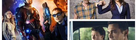 Combo de Vídeos: 22/11/63, Shameless, Flash+Arrow y fecha de estreno de Legends of Tomorrow