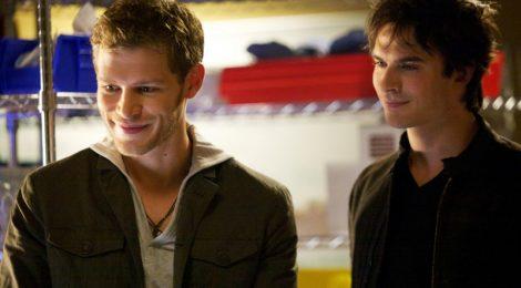 """¿Estamos ante el final del universo de """"The Vampire Diaries""""?"""