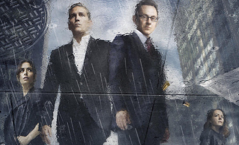 Person of Interest: promo de la última temporada.