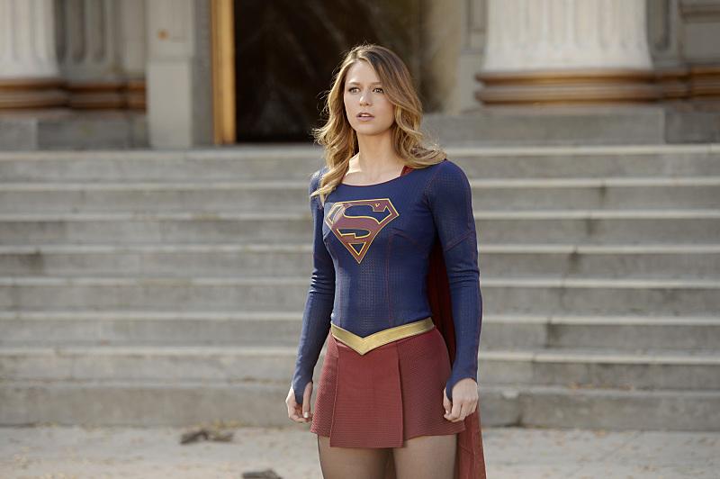 ¿Qué diablos pasa con Supergirl?