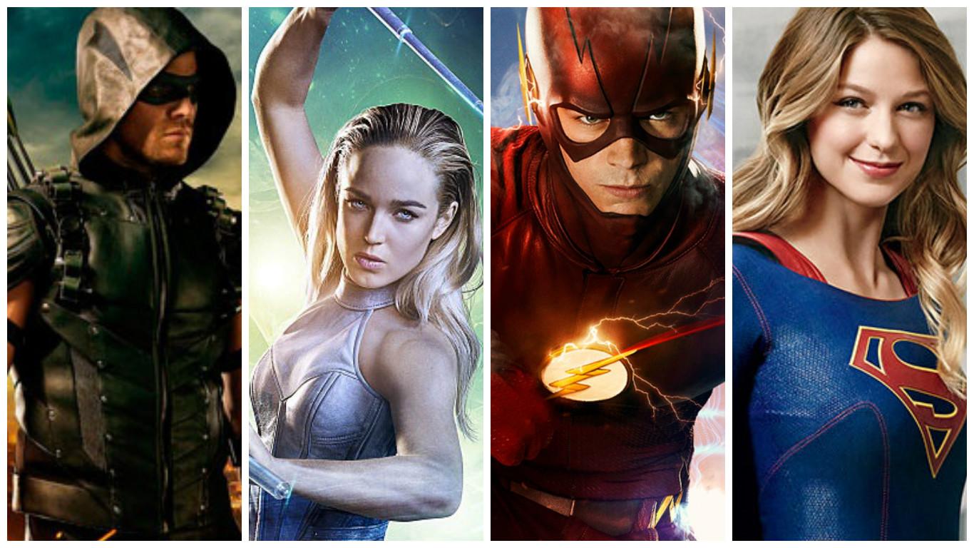 The CW: Mega crossover de DC para la próxima temporada