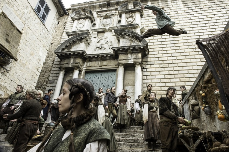 Review Game of Thrones: No One