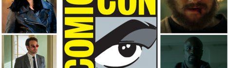 Comic Con 2016: Promos y noticias de las series Marvel de Netflix