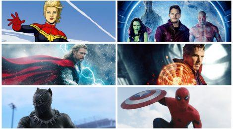 Comic-Con: Paneles del universo cinemático de Marvel