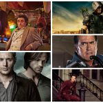Comic-Con: Paneles de American Gods, Supergirl, Arrow, The Flash, Supernatural, Ash vs Evil Dead y Legends of Tomorrow