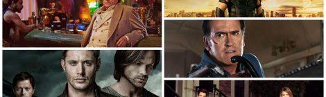 Comic-Con: Paneles de American Gods, Supergirl, Arrow, The Flash, Supernatural, Ash vs Evil Dead y Legends of Tomorrow