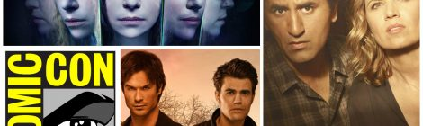 Comic-Con: Paneles de The Vampire Diaries, Orphan Black y Fear the Walking Dead