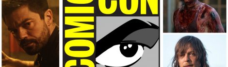 Comic-Con 2016: Promos de AMC