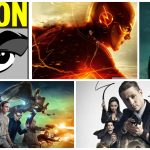 Comic-Con: Promos de series DC