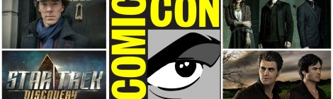 Comic-Con 2016: Tráilers de Star Trek Discovery, The Vampire Diaries, The Originals y Sherlock