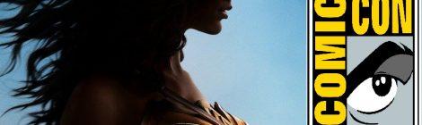 Comic-Con 2016: Trailers de La liga de la justicia y Wonder Woman