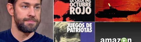 Amazon adapta al Jack Ryan de Tom Clancy.