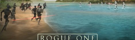 Primer trailer oficial de Rogue One: A Star Wars Story