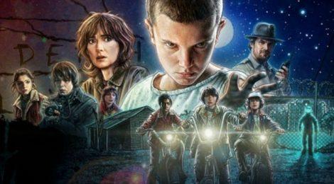 Stranger Things renovada por una 2ª Temporada