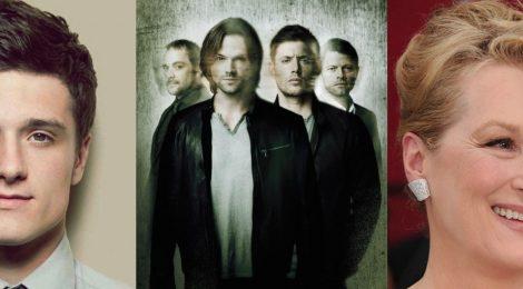 Combo de noticias: Josh Hutcherson, Meryl Streep, J.J.Abrams y Supernatural.