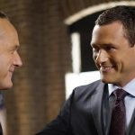 Reviews Agents of SHIELD: The Ghost / Meet the New Boss