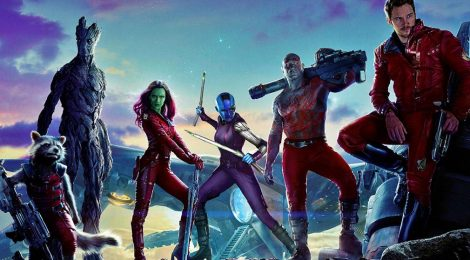 Guardians of the Galaxy Vol2: Teaser trailer y póster