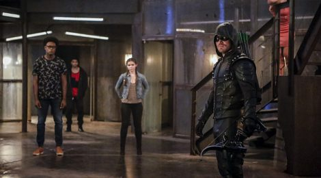 Review Arrow: The Recruits