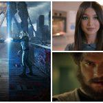Combo de Vídeos: Iron Fist, 12 Monkeys y Humans