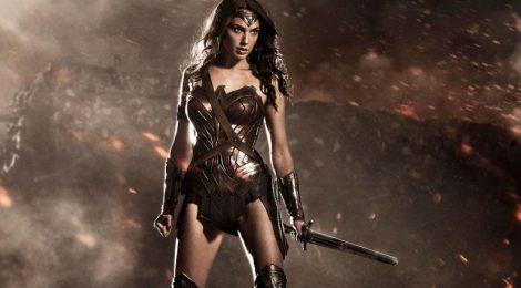 Wonder Woman: Trailer y pósters promocionales