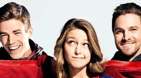 Mega Crossover de CW: Primera promo y fotos promocionales