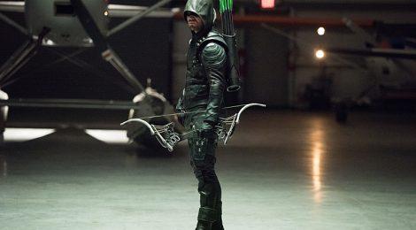 Review Arrow: Human Target