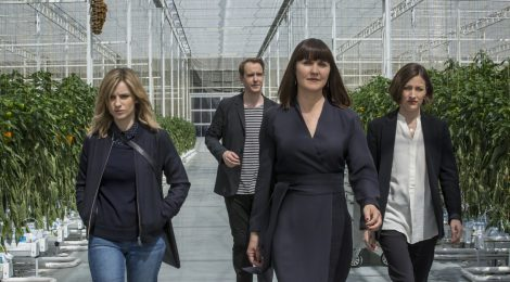 Black Mirror - 3x06: Hated in the Nation