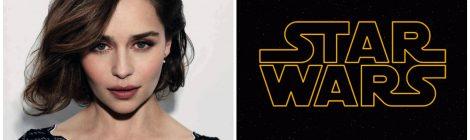Emilia Clarke ficha por el spin off de Han Solo