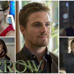 Especial Arrow (100 episodios): Personajes principales