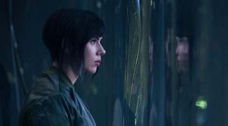 Ghost in the Shell: primer trailer y poster