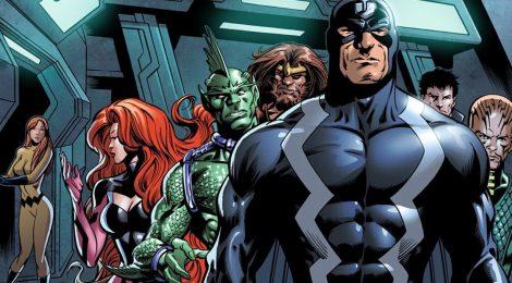 Inhumans tendrá serie en ABC en 2017