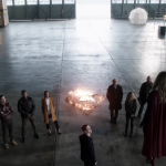 Review Héroes v Aliens: The Flash (Invasion! Parte 1)