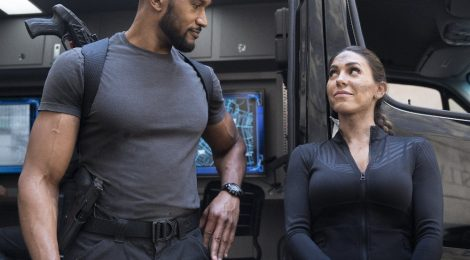 Reviews Agents of SHIELD: The Laws of Inferno Dynamics