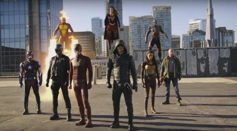 Review Héroes v Aliens: Legends of Tomorrow (Invasion! Parte 3)