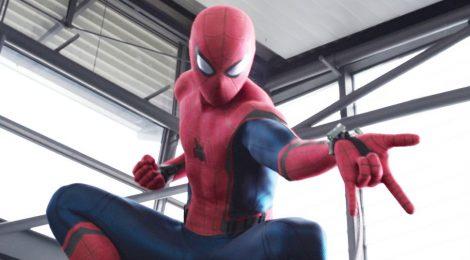 Spiderman Homecoming: Primer Tráiler