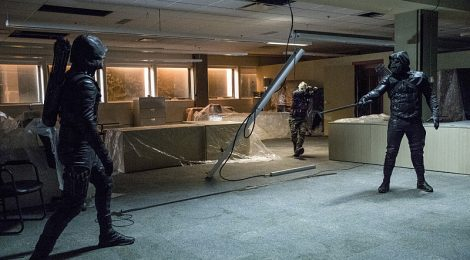Review Arrow: What We Leave Behind