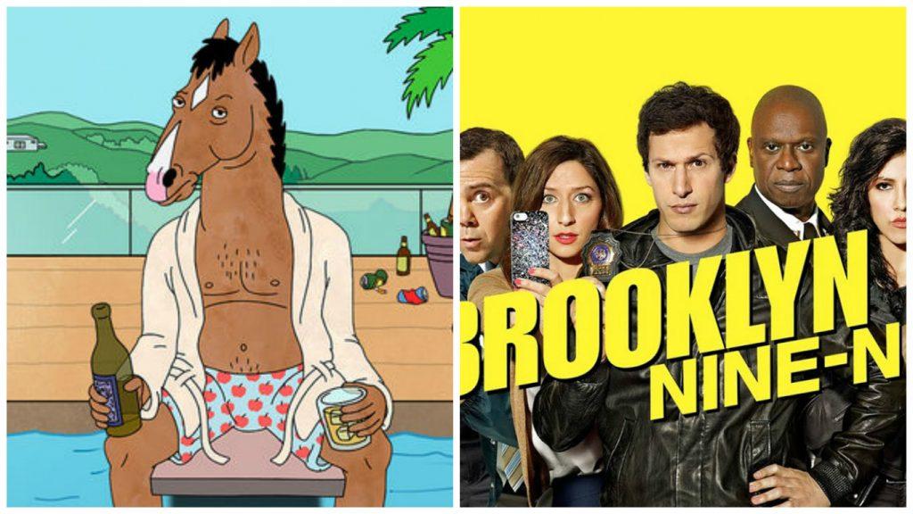 bojack-horseman-brooklyn-nine-nine