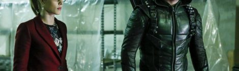 Review Arrow: Who Are You ?