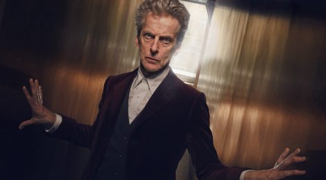 Capaldi abandonará Doctor Who en el 2017