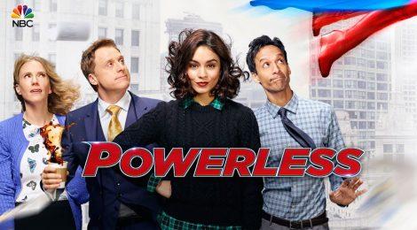 Powerless: Promos y sinopsis